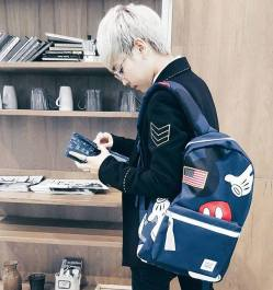 siambackpack_เป้_กระเป๋าเป้_backpack_herschel_mickey_collection_limited_LE_0001125