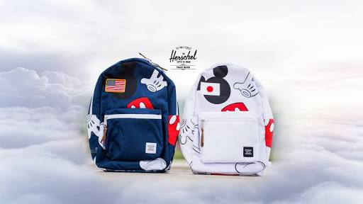 siambackpack_เป้_กระเป๋าเป้_backpack_herschel_mickey_collection_limited_LE_002