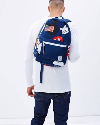 siambackpack_เป้_กระเป๋าเป้_backpack_herschel_mickey_collection_limited_LE_006
