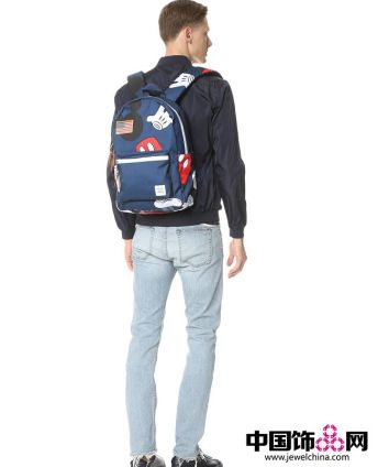 siambackpack_เป้_กระเป๋าเป้_backpack_herschel_mickey_collection_limited_LE_007