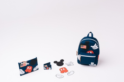 siambackpack_เป้_กระเป๋าเป้_backpack_herschel_mickey_collection_limited edition_LE